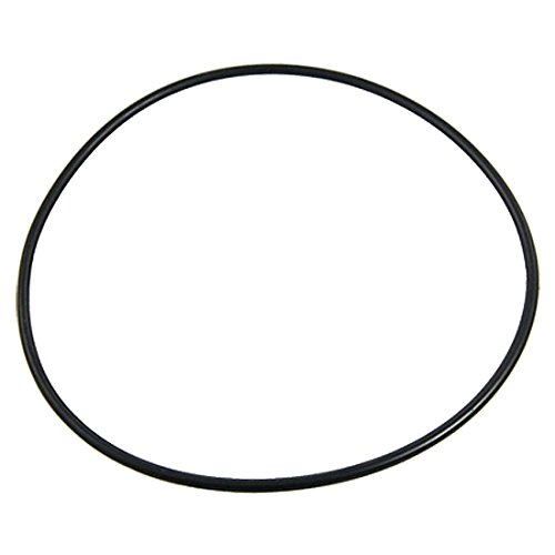 Flexible Dichtung - TOOGOO(R) 135 mm x 3,5 mm Flexible Gummi-O-Ring-Dichtung Dichtungsring Dichtung Schwarz