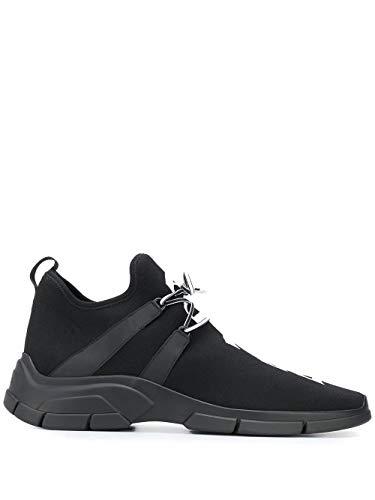 Prada Luxury Fashion 4E34923V98F0IAU Black Slip On Sneakers |