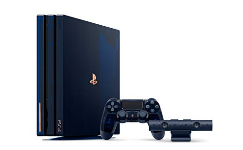 Sony Interactive Entertainment LLC Pro 2TB 500 Million Le – PlayStation 4