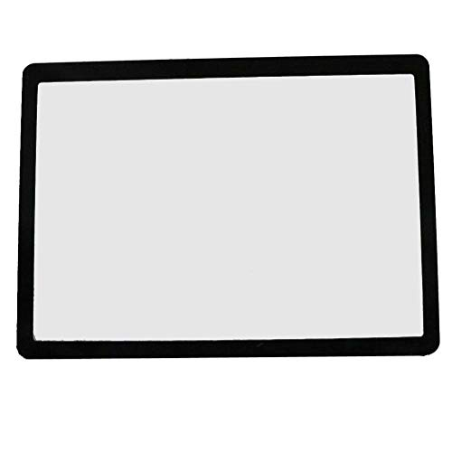 Shenligod (2pcs) Outer LCD Screen Window Glass Replacement for Canon EOS 600D 60D Rebel T3i