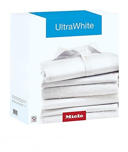 Miele UltraWhite, Detersivo in Polvere per bucato, Capi Bianchi, 2.7kg, 49 Lavaggi