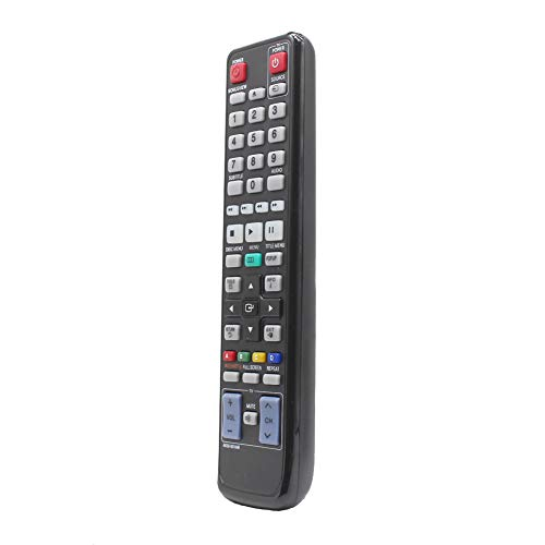 New AK59-00104R Replaced Remote fit for Samsung DVD Blu-Ray Disc Player 10 BDP BD-C5500/XAA...