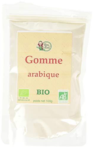 RITA LA BELLE Gomme Arabique Bio 100 g - Lot de 3