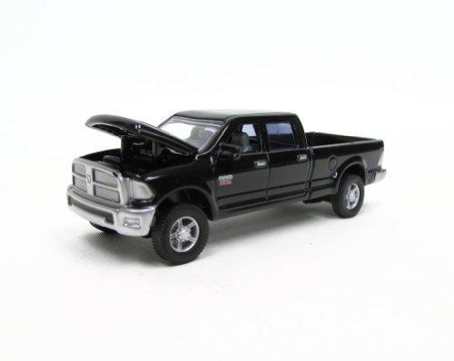 TOMY 1/64th 2012 Dodge Ram 2500 Heavy Duty Laramie in Black