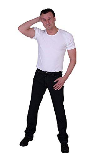 Oklahoma R140 dark-blue Stretch-Jeans MATRIX: Weite: W36 | Länge: L32