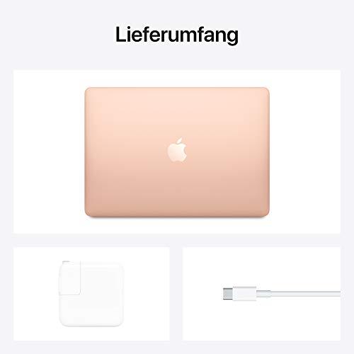 2020 Apple MacBook Air mit Apple M1 Chip (13, 8GB RAM, 256 GB SSD) - Gold