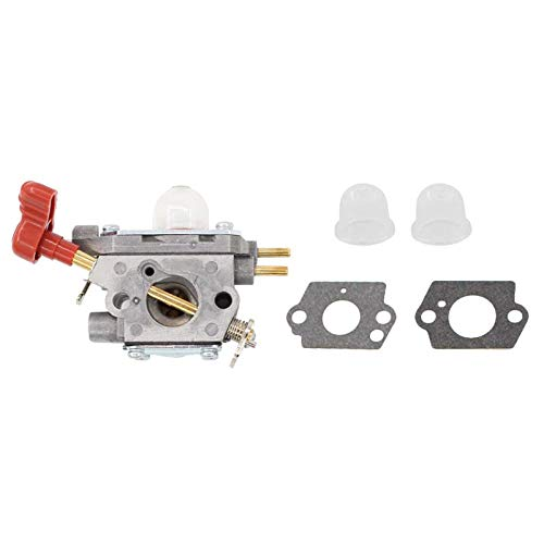 MOTOKU 753-06288 Carburetor for Troybilt TB2044XP MS2550 MS2560 TB2040XP Yard Machine Gas Trimmer Wracker Leaf Blower 27cc C1U-P27