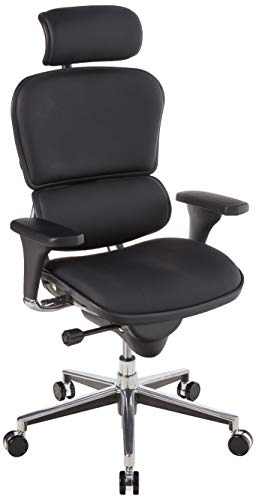 Eurotech Seating Leather Swivel Chair