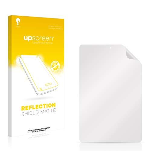 upscreen Entspiegelungs-Schutzfolie kompatibel mit HP Slate 8 Pro 7600EG 2013 – Anti-Reflex Bildschirmschutz-Folie Matt