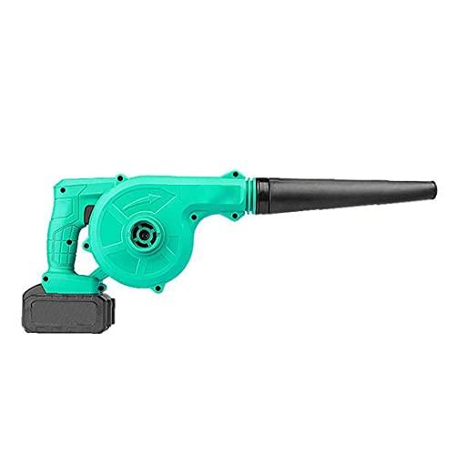 YepYes Soplador de Hojas sin Cable eléctrico de la Hoja del vacío Handheld Sweeper Sweeper Hoja del Ventilador para el soplado de Limpieza de la Hoja del Polvo del Coche del Equipo anfitrión