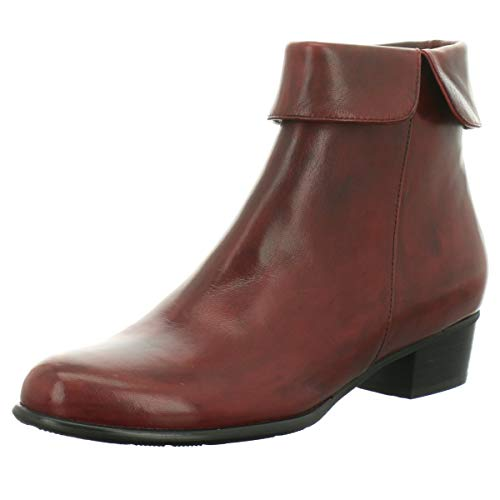 Everybody 49146A3254-2 Womens Boot, Rood 4.5 UK
