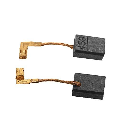 Kohlebürsten CB459, kompatibel mit Makita GA4530R GA4534 JS1000 GA5030 TM3000C PJ7000