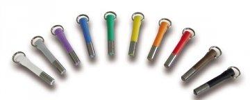 Set Addimat Magnetschlüssel, Kellnerschlüssel, 10 Stück, verschiedene Farben