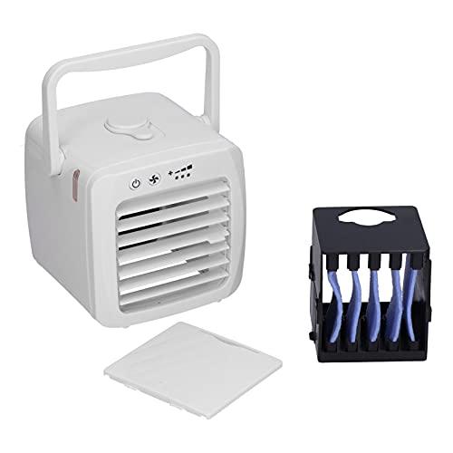 KASD Piccolo condizionatore d'Aria, Mini umidificatore con Serbatoio dell'Acqua per Cucina di casa, Ufficio