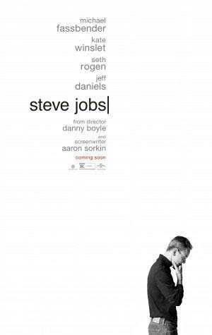 Steve Jobs - Michael Fassbender – US Imported Movie Wall Poster Print - 30CM X 43CM