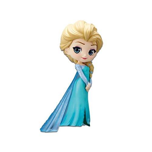 Disney - Figurine Q Posket Elsa 14cm
