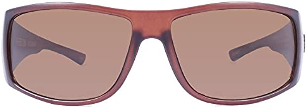 KREEDOM Descendant Sunglasses, Matte Crystal Brown, One Size