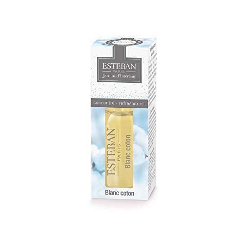 Esteban : Parfum Concentré : Blanc Coton, 15ml