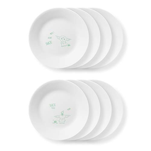 """Corelle Disney Star Wars The Child 6.75"""" Appetizer Plates Only $29.80 (Retail $39.99)"""