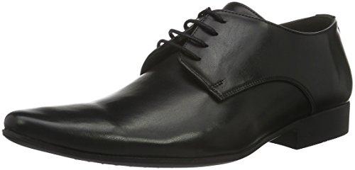 Tamboga Herren 8102-C Oxford, Schwarz (Black 01), 44 EU