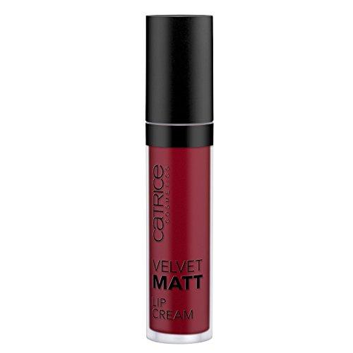 Catrice - Lipgloss - Velvet Matt Lip Cream - 060 Redvolution