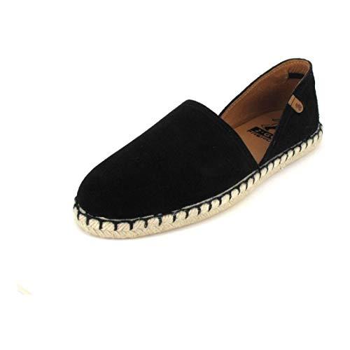 MUSTANG Slipper Größe 38, Farbe: schwarz