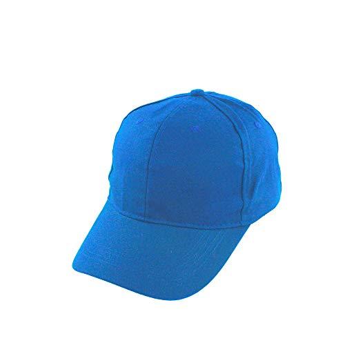 Gorra de Béisbol Ajustable de Algodón de Estilo Polo...