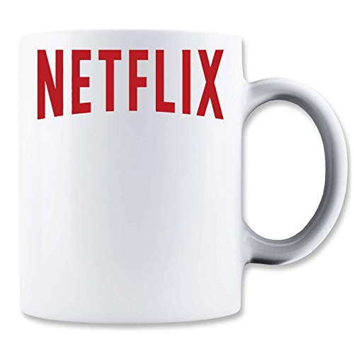 Shut Up Netflix TV tè e caffè Tazza