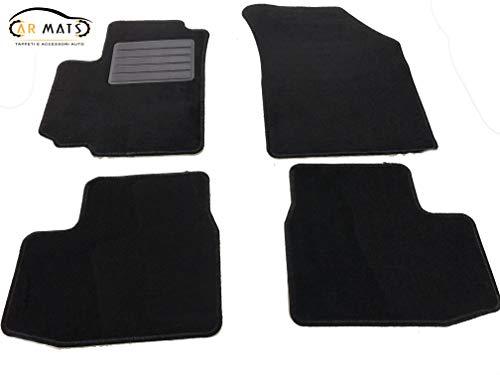 carmats Compatible avec les tapis Swift de Marzo 2005 à Ottobre 2010.