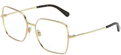 Dolce & Gabbana SLIM DG 1323 GOLD 57/16/140 women Eyewear Frame