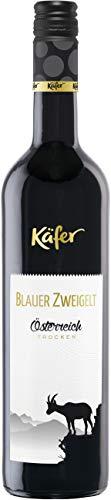 Feinkost Käfer Blauer Zweigelt Österreich trocken (1 x 0.75 l)