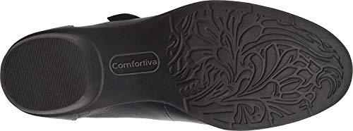 Comfortiva Quanita Black Duster 7.5