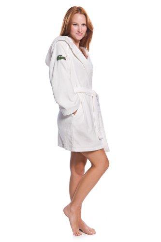 Lacoste Smash Robe für Damen - Weiß - Einheitsgröße