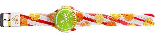 Orologio digitale ZITTO in silicone multicolor HOLIDAYJUICA-MINI-FJ