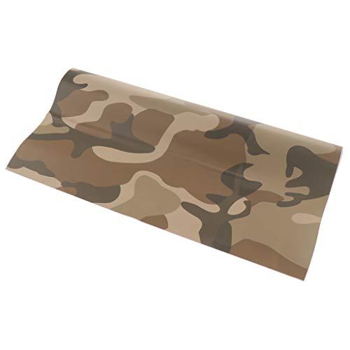 Camouflage Camo einzelne Flecken Autoaufkleber Aufkleber Sticker Folie