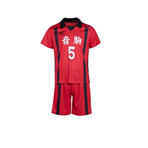 COUCOU Age Haikyuu Cosplay Costume Nekoma Kozume Kenma Uniform Shirt Kuroo Tetsurou Volleyball Jersey Sportswear