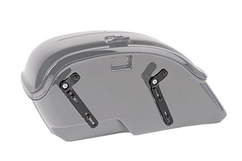 Customaccess SV0015N Support Sacoche Latérale SV pour Yamaha XV1900 Midnight Star (VP23) 06'-16',
