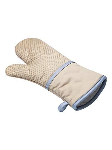 Camilife, 2 guanti da forno spessi, resistenti al calore,...