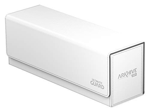 Ultimate Guard - Arkhive Flip Case 400+ Standardgröße XenoSkin, weiß