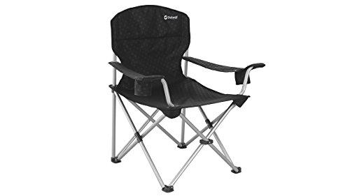 Outwell 470048 Chaise Noir, XL