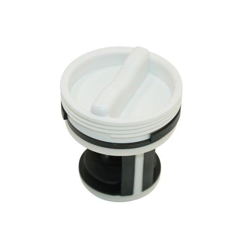 Filtro pompa di scarico per lavatrice Candy equivalente a 41021233