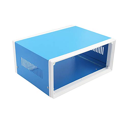 Magiin Boîte de Jonction Electronique, Boîtier de Projet Electronique Coque pour Matériel Electrique Intérieur Communications Equipement (250x190x110 mm)