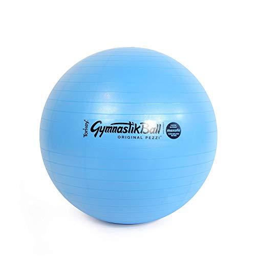 Original Pezzi® Gymnastikball MAXAFE lightblue 42 cm Sitzball