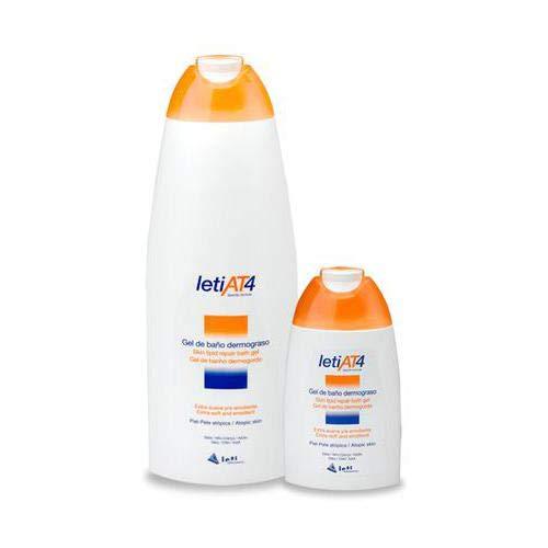 Leti, Gel y jabón - 350 gr.
