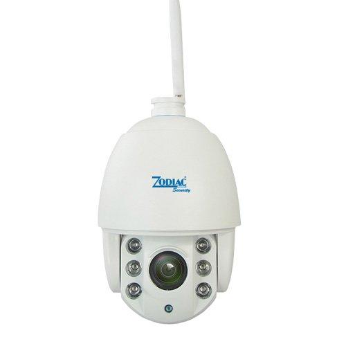 Zodiac SMART EYE 360 Speed Dome IP WiFi, Bianco
