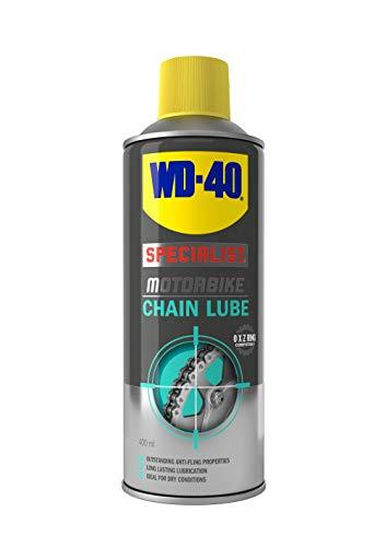 WD-40 Specialist, lubrificante per catena moto, 400 ml