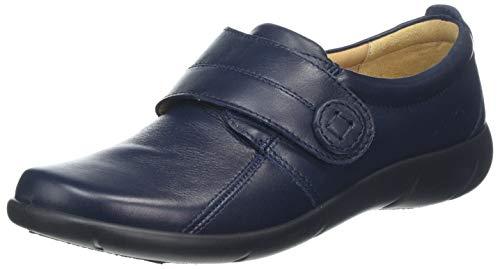 hotter Women's Sugar Casual Shoe Navy 5.5 US Casual Shoes