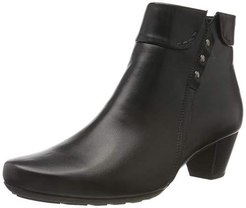 Gabor Shoes Damen Comfort Sport Stiefeletten, Schwarz (Schwarz (Micro) 57), 38 EU
