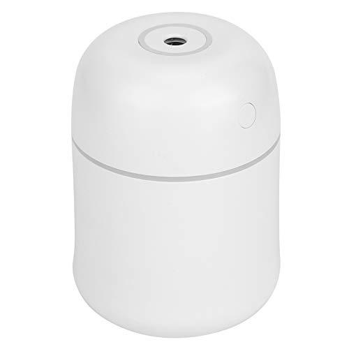 Ambientador de aire para automóvil, humidificador portátil 220ML Humidificador de aire USB Aroma Difusor de aceite esencial Ambientador para el escritorio de la oficina en el hogar del automóvil