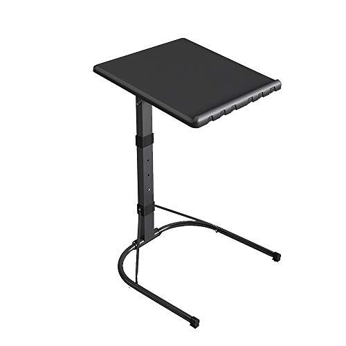 Tables HAIZHEN Pliable d'ordinateur Portable, d'appoint Pliante, d'appoint, canapé (Taille : 43 * 43 * 69cm)